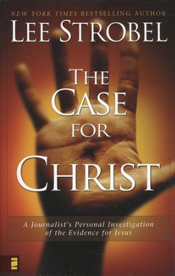 The Case for Christ (slightly imperfect)   -     By: Lee Strobel