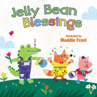 Jelly Bean Blessings  -