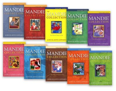 Mandie Collection, Volumes 1-10  -     By: Lois Gladys Leppard