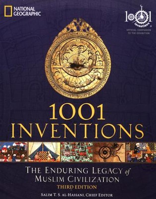 1001 Inventions of the Muslim World  -     By: National Geographic