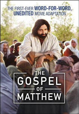The Gospel of Matthew, DVD  -