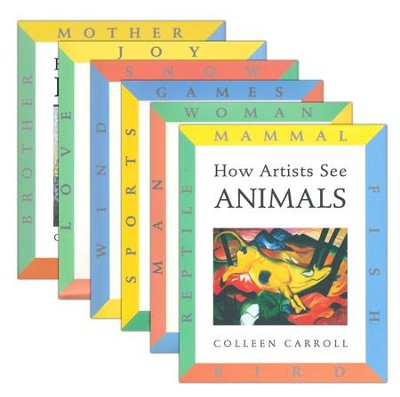How Artists See (6 Book Collection) I  -     By: Colleen Carroll