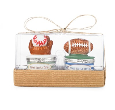 Sports 1st Little Tooth & Curl Set  -