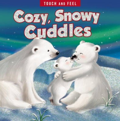 Cozy, Snowy Cuddles Touch and Feel  -