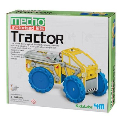 Motorized Tractor  -