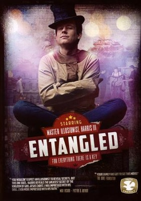 Entangled: For Everything There Is a Key DVD   -     By: Harris III