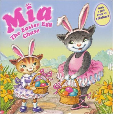 Mia: The Easter Egg Chase  -     By: Robin Farley     Illustrated By: Olga Ivanov, Aleksey Ivanov
