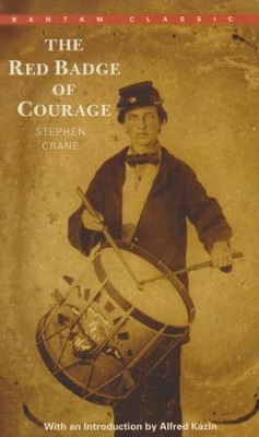 The Red Badge of Courage (A Bantam Classic)   -     By: Stephen Crane, Alfred Kazin