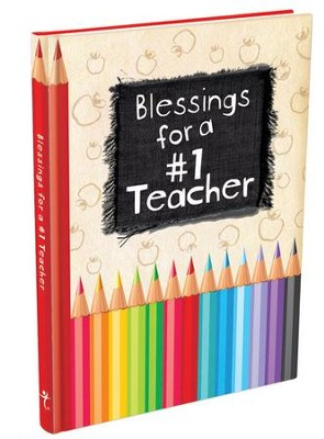 Blessings For A #1 Teacher  -