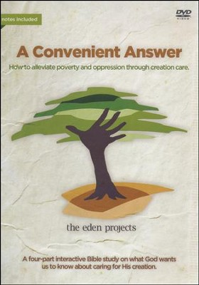 A Convenient Answer, DVD   -     By: The Eden Project