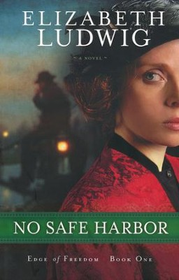 No Safe Harbor, Edge of Freedom Series #1  - Slightly Imperfect  -     By: Elizabeth Ludwig