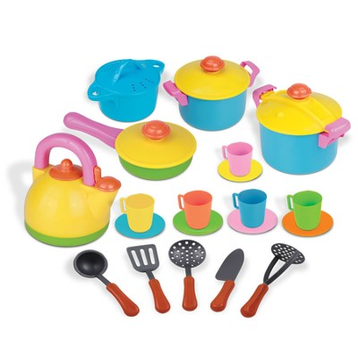 Young Chef's Super Cookware Set  -