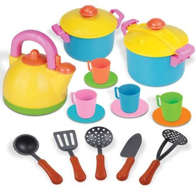 Young Chef's Kitchen Set  -