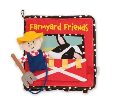 Farmyard Friends Book  -