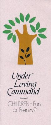 Under Loving Command   -     By: Al Fabrizio, Pat Fabrizio