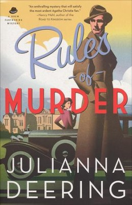 Rules of Murder, Drew Farthering Mystery Series #1   -     By: Julianna Deering