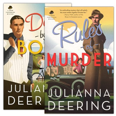 Drew Farthering Mystery Series, Volumes 1 & 2  -     By: Julianna Deering