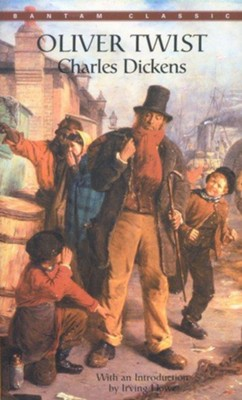Oliver Twist   -     By: Charles Dickens, Irving Howe