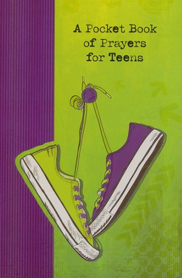 A Pocket Book of Prayers for Teens  -