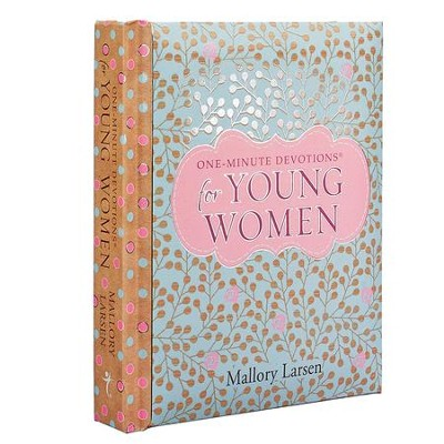 One Minute Devotions for Young Women, Hardcover  -