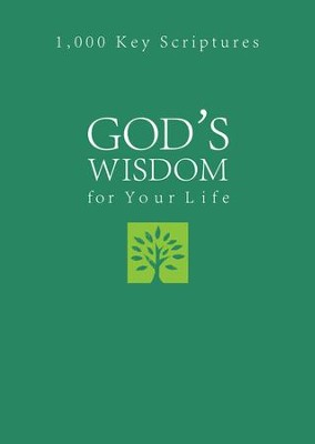 God's Wisdom for Your Life: 1,000 Key Scriptures - eBook  -     By: Pamela McQuade