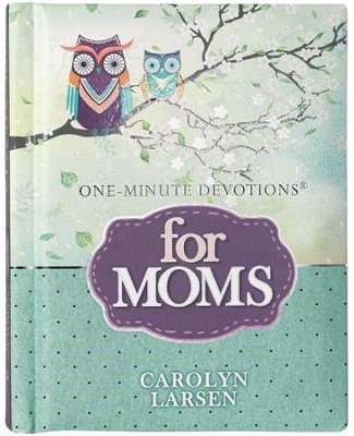 One-Minute Devotions For Mom  -