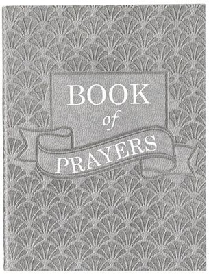 Book Of Prayers, LuxLeather  -