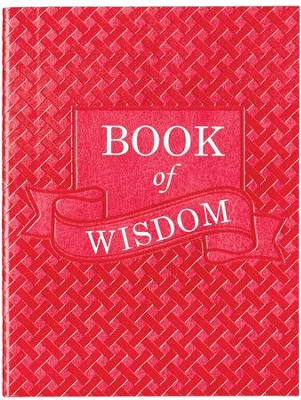 Book Of Wisdom, LuxLeather  -