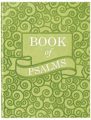 Book Of Psalms, LuxLeather  -