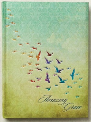 Amazing Grace Journal, Large  -