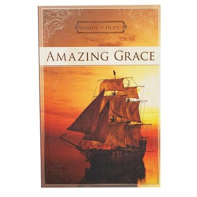 Words of Hope, Amazing Grace Devotional  -