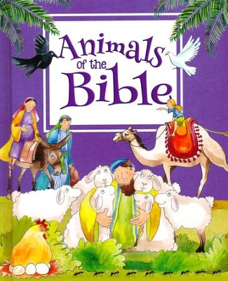 Animals of the Bible  -     By: Wendy Maartens