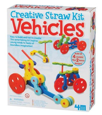 Tubee Creative, Vehicles  -