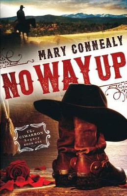 #1: No Way Up  -     By: Mary Connealy