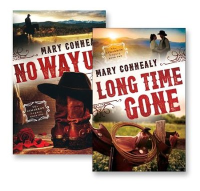 The Cimarron Legacy Series, Volumes 1 & 2  -     By: Mary Connealy
