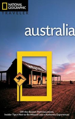 National Geographic Traveler: Australia, 5th Edition  -     By: Roff Martin Smith