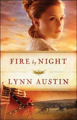 Fire by Night, Refiners Fire Series #2 (rpkgd)   -     By: Lynn Austin