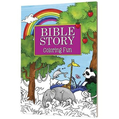 Bible Story Coloring Fun  -