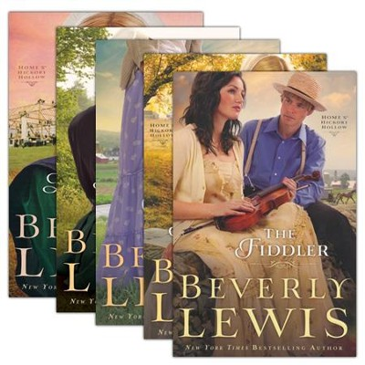 Home to Hickory Hollow, Volumes 1-5  -     By: Beverly Lewis