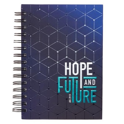 Hope and Future Journal, Wirebound  -