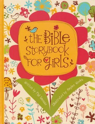 The Bible Storybook for Girls  -