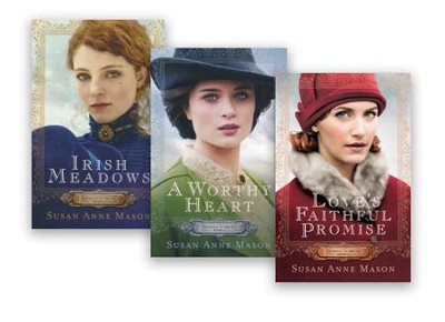 Courage to Dream Series, Volumes 1-3  -     By: Susan Anne Mason