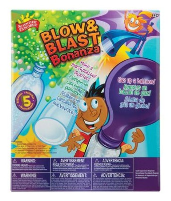 Blow and Blast Bonanza   -
