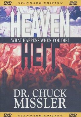 Heaven and Hell, DVD   -     By: Chuck Missler