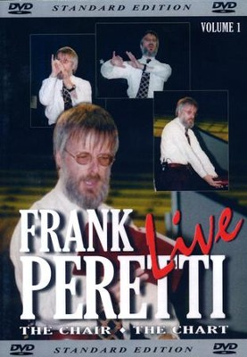Frank Peretti Live, DVD   -     By: Chuck Missler