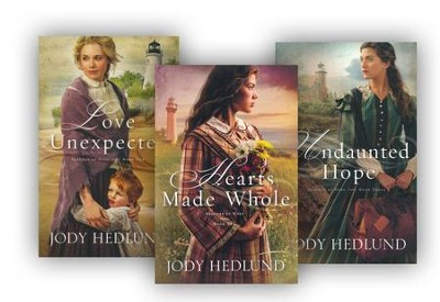 Beacons of Hope, Volumes 1-3  -     By: Jody Hedlund
