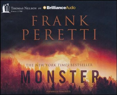 Monster - abridged audio book on CD  -     Narrated By: Frank Peretti     By: Frank Peretti