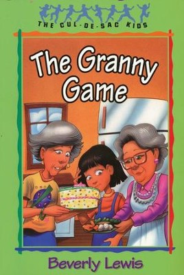 The Granny Game, Cul-de-Sac Kids #20   -     By: Beverly Lewis