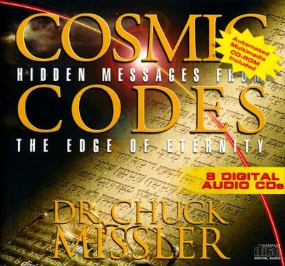 Cosmic Codes - unabridged audio book on CD  -     By: Chuck Missler