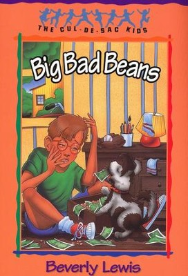 Big Bad Beans, Cul-de-Sac Kids #22   -     By: Beverly Lewis